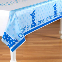 Everything One Boy Plastic Tablecover
