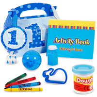 Everything One Boy Party Favor Box