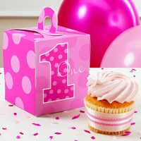 Everything One Girl Cupcake Boxes
