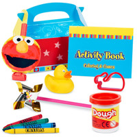 Elmo's 1st Party Favor Box