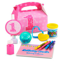 Everything One Girl Party Favor Box