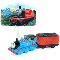 Thomas and Coal Car Cake Topper