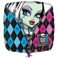 Monster High Characters Foil Balloon