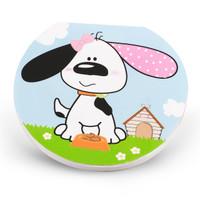 Playful Puppy Pink Notepads