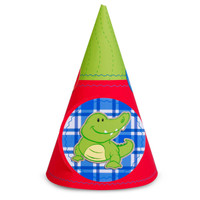 Alligator Cone Hats