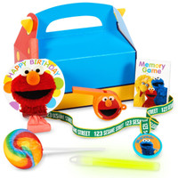 Sesame Street Party - Party Favor Box