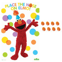 Sesame Street Elmo Party - Party Game