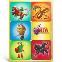 The Legend of Zelda Stickers