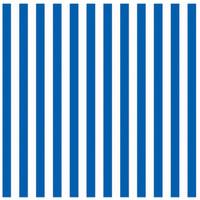 Royal Blue Stripe Jumbo Gift Wrap 16ft