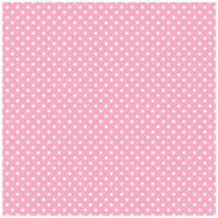 Pastel Pink Small Polka Dot Jumbo Gift Wrap 16ft