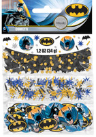 Batman Heroes and Villains Confetti