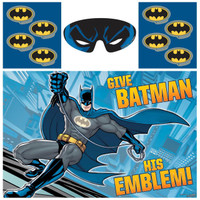 Batman Heroes and Villains Party Game
