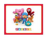 Pocoyo Activity Placemats