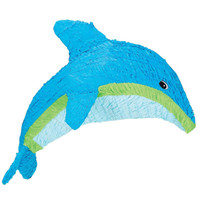 Tropical Dolphin Pinata