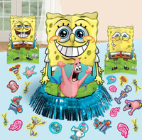 SpongeBob Table Decorating Kit