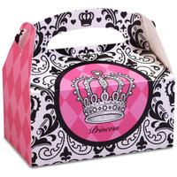 Elegant Princess Damask Empty Favor Boxes