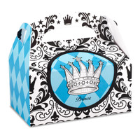 Elegant Prince Damask Empty Favor Boxes