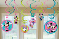 Disney Minnie Mouse Hanging Swirl Value Pack