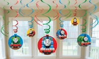 Thomas the Tank Hanging Swirl Value Pack