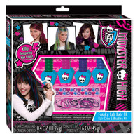 Monster High Hair Chox and Beading Kit