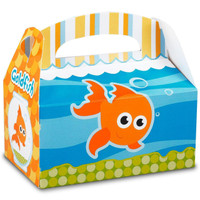 Goldfish Empty Favor Boxes
