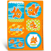 Goldfish Stickers