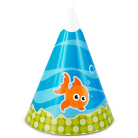 Goldfish Cone Hats