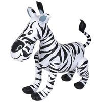 Inflatable Zebra