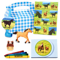 Wild Horses Party Favor Box