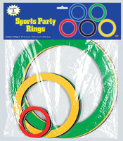 Sports Party Rings