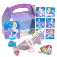 Disney Cinderella Sparkle Party Favor Box