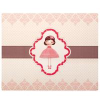 Ballerina Tutu Activity Placemats