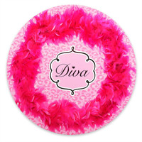 Diva Zebra Print Activity Placemats
