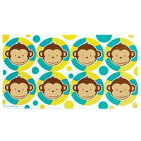 Mod Monkey Large Lollipop Sticker Sheet