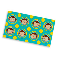 Mod Monkey Small Lollipop Sticker Sheet