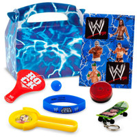 WWE Party Favor Box
