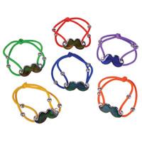 Moustache Mood Bracelet