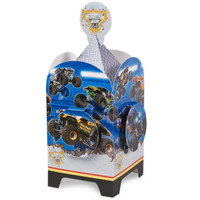 Monster Jam 3D Centerpiece