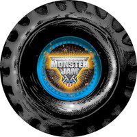 Monster Jam 3D Activity Placemats