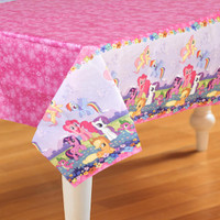 My Little Pony Friendship Magic Paper Tablecover