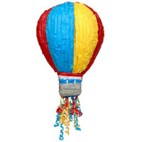 Up Up and Away Pull-String Pinata
