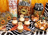 Safari Adventure Party - Party Packs