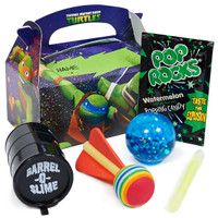 Nickelodeon Teenage Mutant Ninja Turtles Party Favor Box