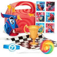 Turbo Party Favor Box