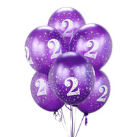 #2 Purple Balloons