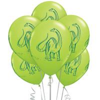 Dinosaurs Latex Balloons