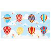 Up, Up and Away Large Lollipop Sticker Sheet