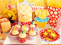 Little Sunshine Party - Party Packs