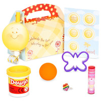 Little Sunshine Party - Party Favor Box