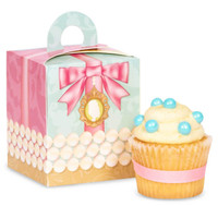 Let Them Eat Cake Cupcake Boxes